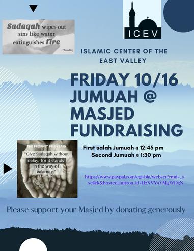 10_16_2020  Fundraising
